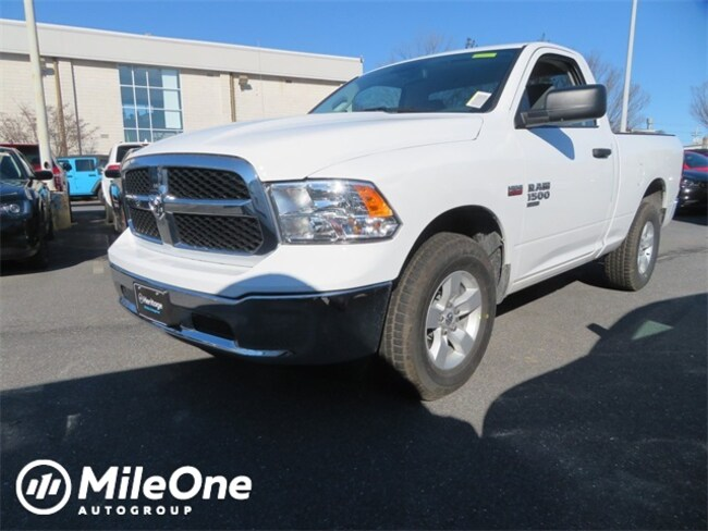 New 2019 Ram 1500 CLASSIC TRADESMAN REGULAR CAB 4X4 6'4 BOX Regular Cab for sale in Baltimore, MD