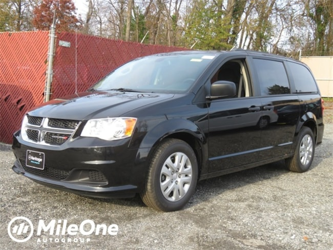 New 2019 Dodge Grand Caravan SE Passenger Van for sale in Baltimore, MD