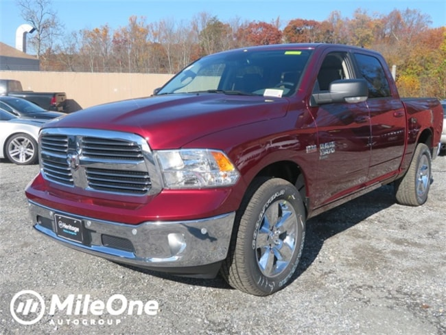 New 2019 Ram 1500 CLASSIC BIG HORN CREW CAB 4X4 5'7 BOX Crew Cab for sale in Baltimore, MD
