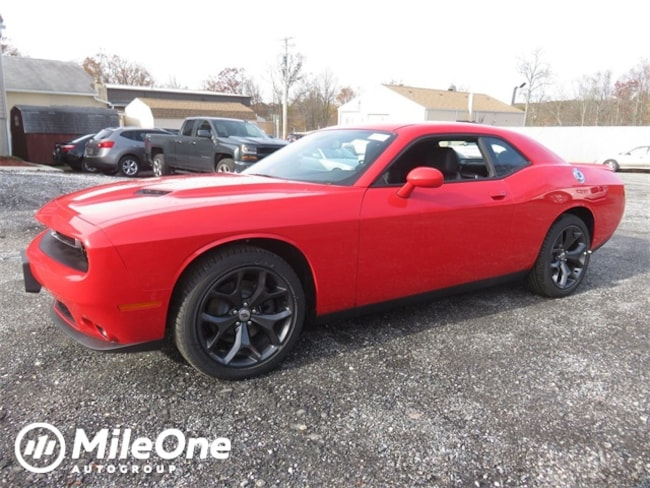 New 2019 Dodge Challenger SXT Coupe for sale in Baltimore, MD