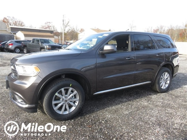 New 2019 Dodge Durango SXT AWD Sport Utility for sale in Baltimore, MD