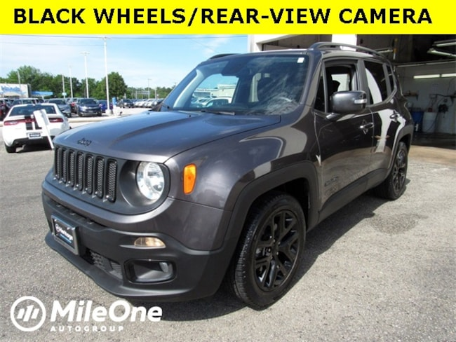 Used 2018 Jeep Renegade Latitude FWD SUV for sale in Baltimore