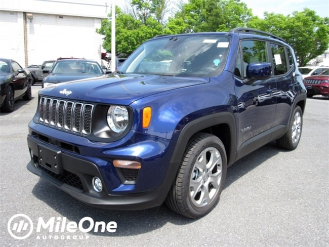 New 2019 Jeep Renegade LATITUDE FWD Sport Utility for sale in Baltimore, MD