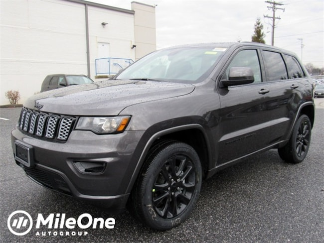 New 2019 Jeep Grand Cherokee ALTITUDE 4X4 Sport Utility for sale in Baltimore, MD