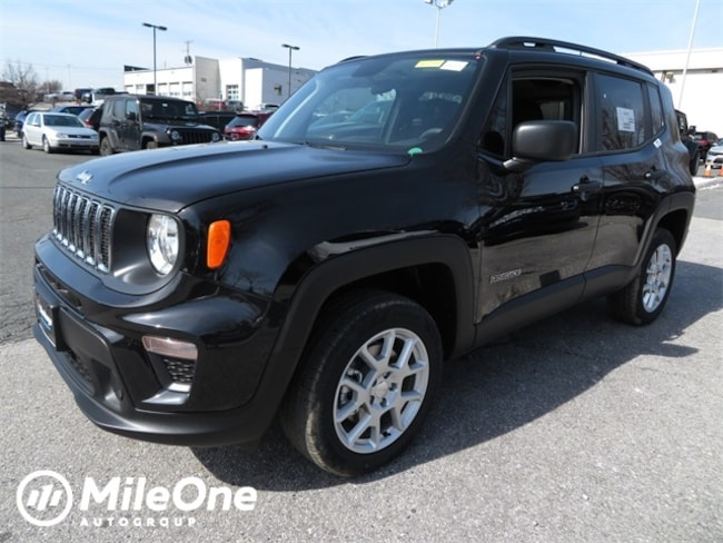New 2019 Jeep Renegade SPORT 4X4 Sport Utility for sale in Baltimore, MD