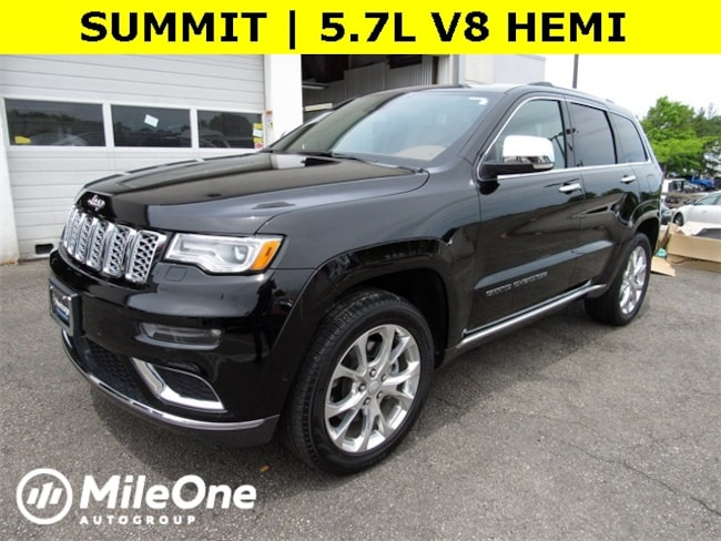 Used 2019 Jeep Grand Cherokee Summit SUV for sale in Baltimore