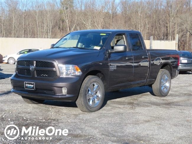 New 2019 Ram 1500 CLASSIC EXPRESS QUAD CAB 4X4 6'4 BOX Quad Cab for sale in Baltimore, MD