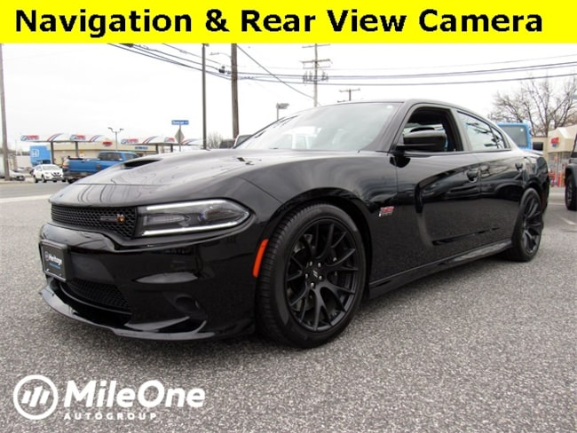Used 2017 Dodge Charger R/T 392 Sedan for sale in Baltimore