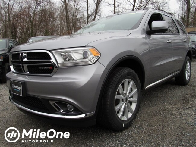 New 2019 Dodge Durango SXT PLUS AWD Sport Utility for sale in Baltimore, MD
