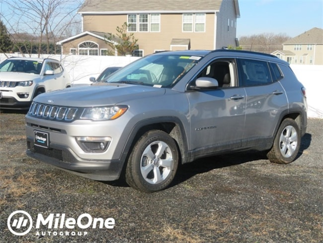 New 2019 Jeep Compass LATITUDE FWD Sport Utility for sale in Baltimore, MD