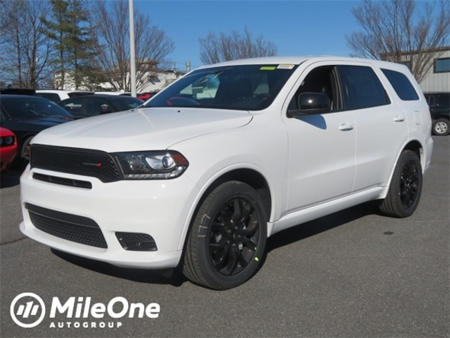 New 2019 Dodge Durango GT AWD Sport Utility Owings Mills