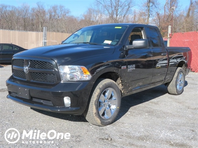 New 2019 Ram 1500 TRADESMAN QUAD CAB 4X4 Truck for sale in Baltimore, MD