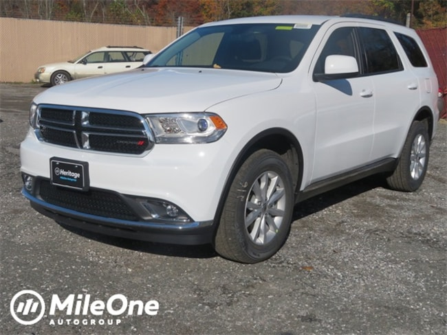 New 2019 Dodge Durango SXT PLUS AWD Sport Utility Owings Mills