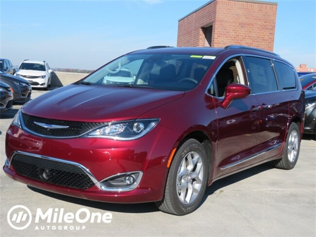 New 2019 Chrysler Pacifica TOURING L PLUS Passenger Van for sale in Baltimore, MD