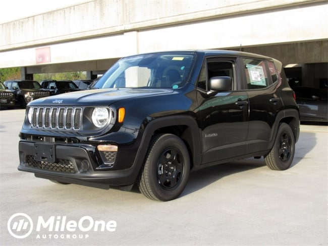 New 2019 Jeep Renegade SPORT 4X2 Sport Utility for sale in Baltimore, MD