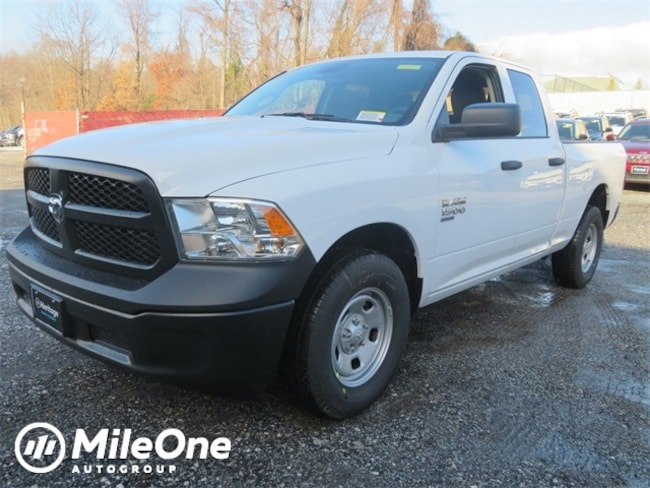 New 2019 Ram 1500 CLASSIC TRADESMAN QUAD CAB 4X4 6'4 BOX Quad Cab for sale in Baltimore, MD