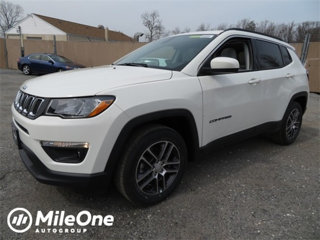 New 2019 Jeep Compass SUN & WHEEL FWD Sport Utility for sale in Baltimore, MD