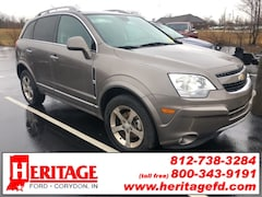 Used 2012 Chevrolet Captiva Sport LT SUV under $10,000 for Sale in Corydon, IN