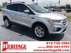Used 2017 Ford Escape SE SUV 1FMCU0GDXHUE69042 for Sale in Corydon, IN