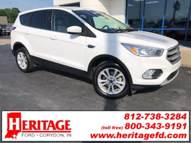 2017 Ford Escape SE SUV 1FMCU0GD8HUD27336