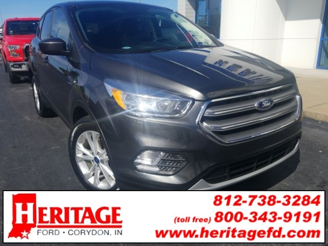 2017 Ford Escape SE SUV 1FMCU0GD9HUD51550