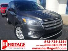 2017 Ford Escape SE SUV 1FMCU0GD9HUD51550