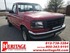 Used 1994 Ford F-150 XLT Truck under $10,000 for Sale in Corydon, IN