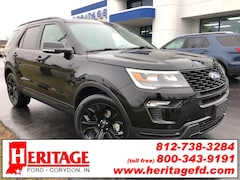 New 2019 Ford Explorer Sport SUV for Sale in Corydon, IN