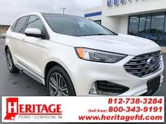 2019 Ford Edge Titanium SUV 2FMPK4K9XKBB08912