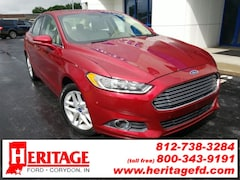Used 2013 Ford Fusion SE Sedan 3FA6P0HR1DR260072 for Sale in Corydon, IN
