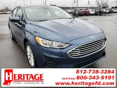 New 2019 Ford Fusion SE Sedan for Sale in Corydon, IN