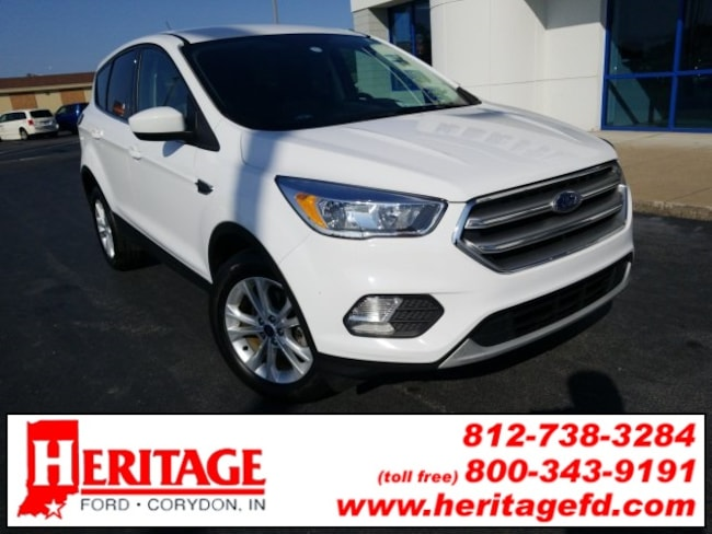2017 Ford Escape SE SUV 1FMCU0GD3HUD09259