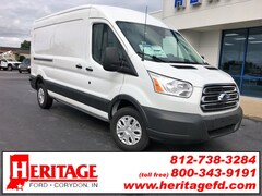 New 2018 Ford Transit-250 Base Cargo Van for Sale in Corydon, IN