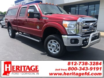 2014 Ford F-350 Truck