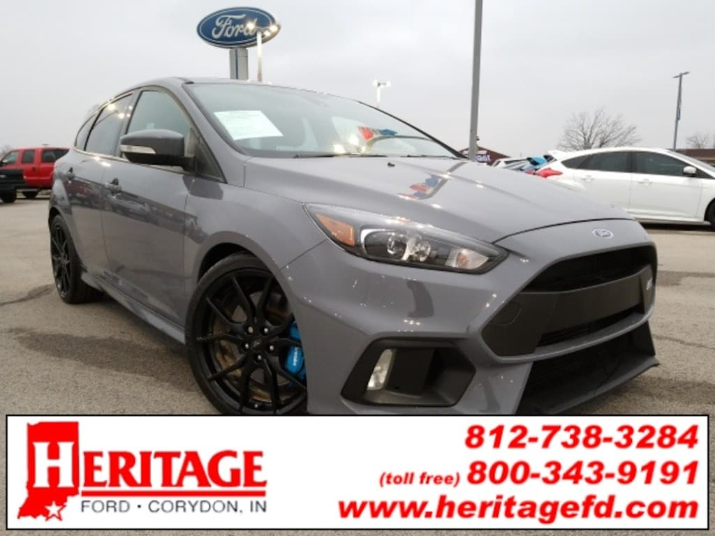 Used 2016 Ford Focus For Sale Corydon In 4115618p
