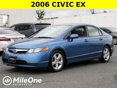 2006 Honda Civic EX Sedan