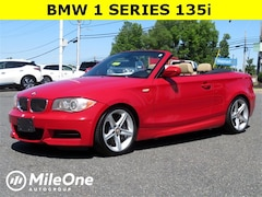2011 BMW 135i Convertible