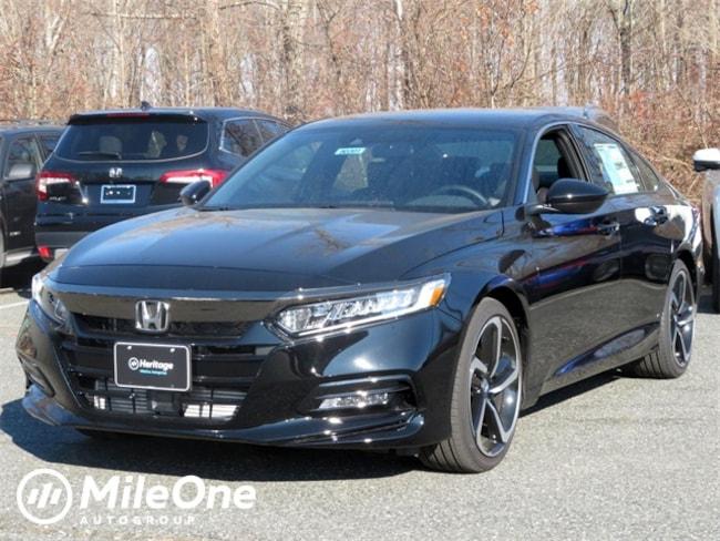 2019 Honda Accord Sport Sedan