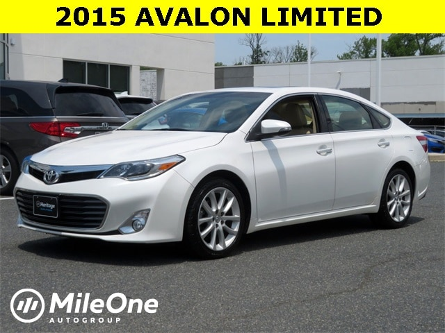 2015 Toyota Avalon For Sale >> Used 2015 Toyota Avalon For Sale At Heritage Subaru Owings Mills