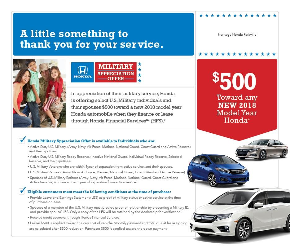 Heritage Honda | New Honda Dealership In Parkville, MD 21234