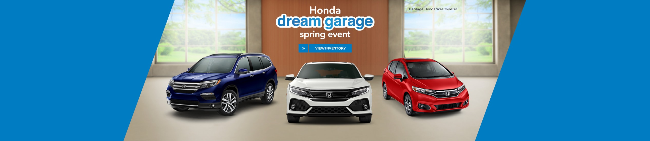 Heritage Honda Westminster >> New & Used Honda Models | Westminster Honda Dealer