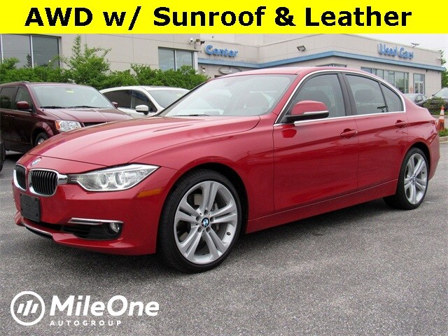BMW Owings Mills >> Used 2014 Bmw 335i Xdrive For Sale At Heritage Volkswagen Owings Mills Vin Wba3b9g5xenr90448