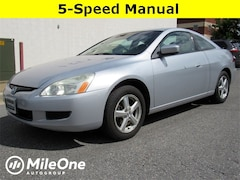 2005 Honda Accord 2.4 LX Special Edition Coupe