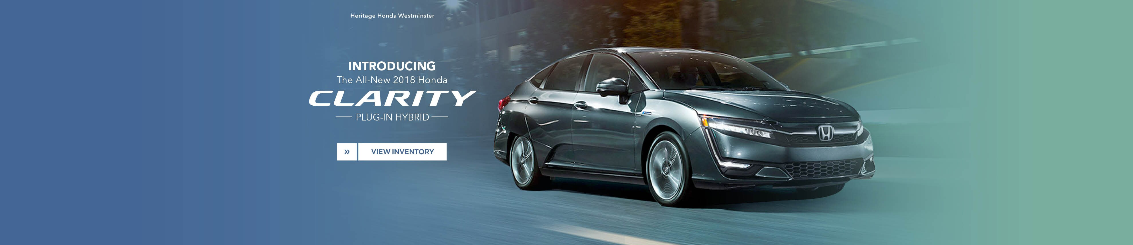 New & Used Honda Models | Westminster Honda Dealer