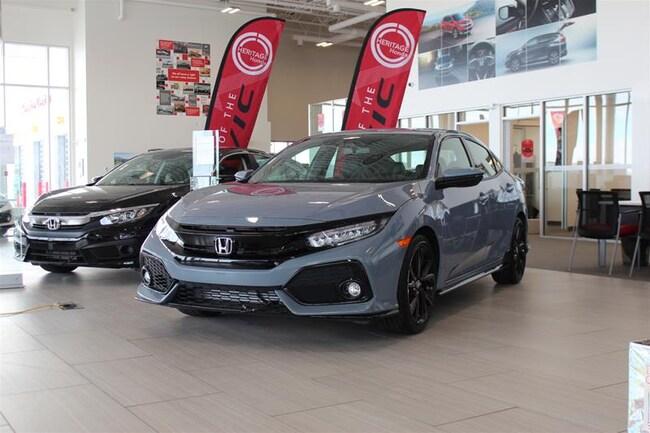 2019 Honda Civic Sport Touring Hatchback