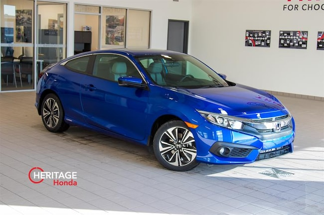 2018 Honda Civic Coupe EX-T CVT Coupe