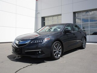 2016 Acura TLX 3.5L SH-AWD w/Elite Pkg One Owner, BC Car, No Acci Sedan
