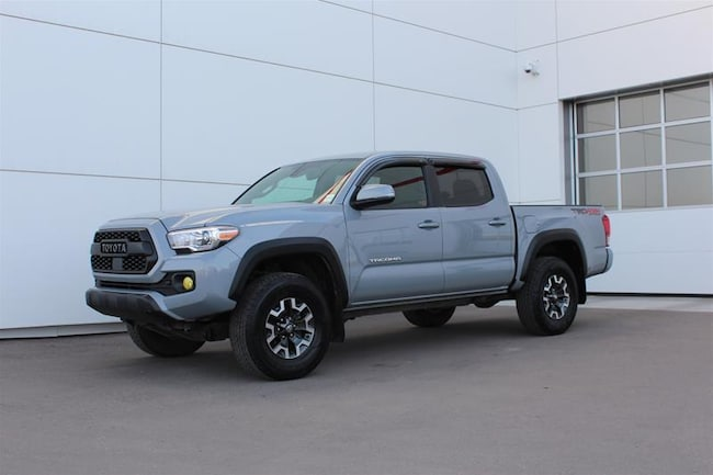 2018 Toyota Tacoma 4x4 Double Cab V6 TRD Off-Road 6A Remote Starter, Truck Double Cab