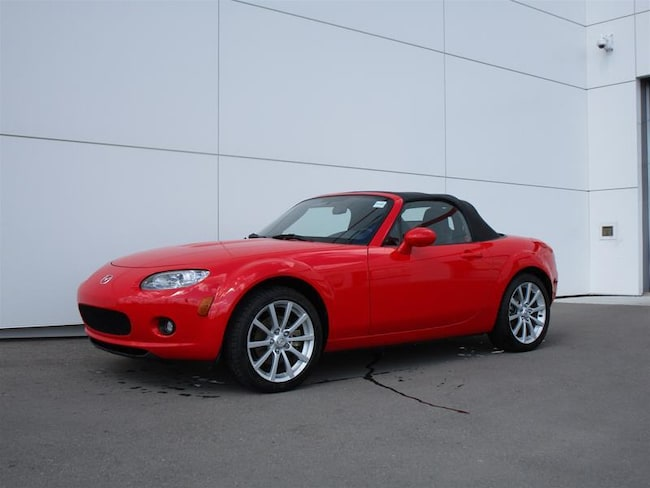2008 Mazda MX-5 GS 6sp Air Conditioning, Low kms!! Convertible