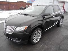 2015 Lincoln MKX WAGON